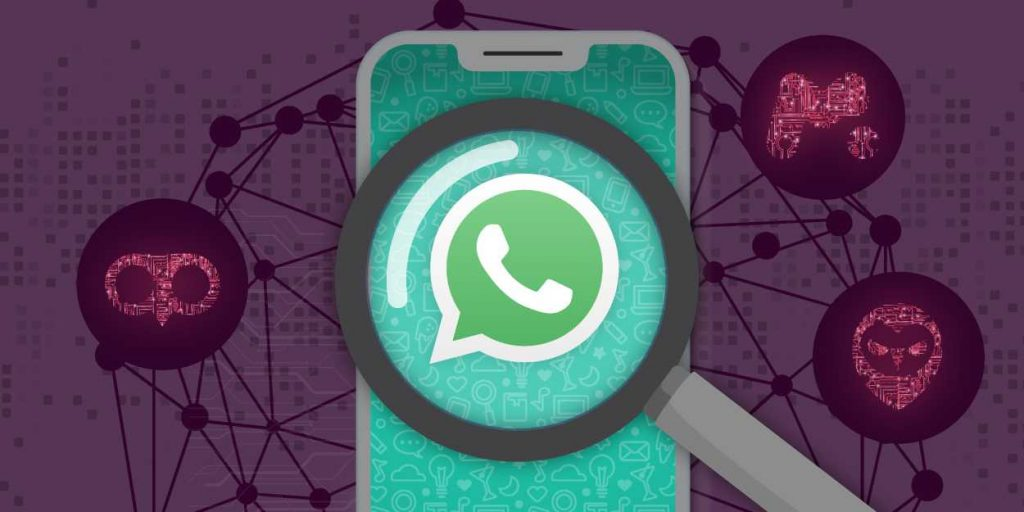 espiar conversaciones de WhatsApp con aplicaciones