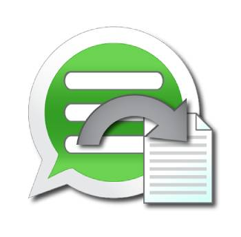 Backup Text