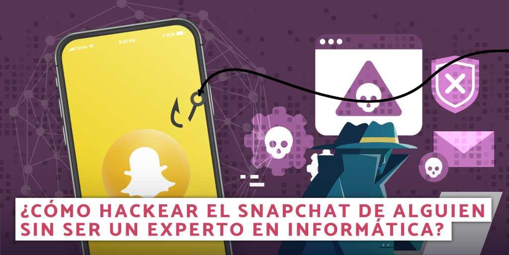 cómo hackear snapchat