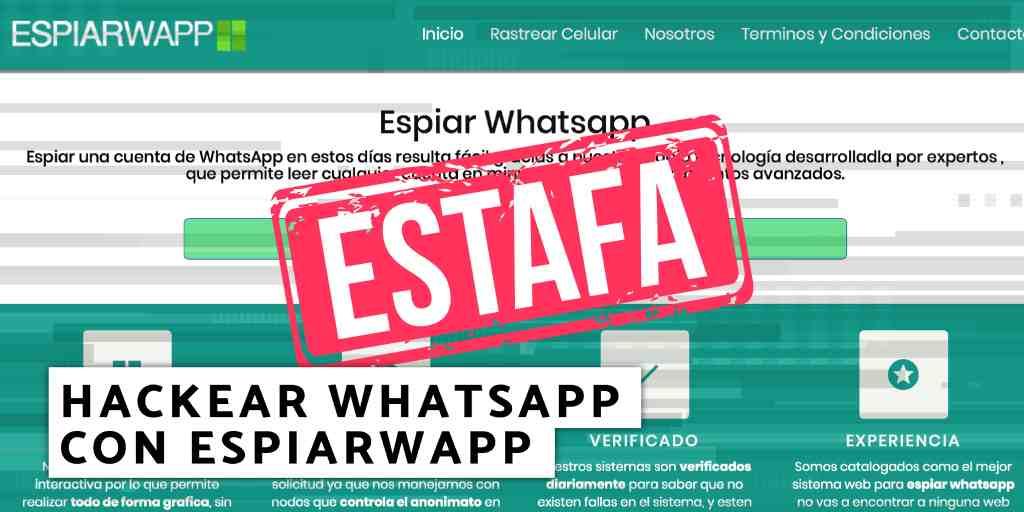 EspiarWapp Estafa