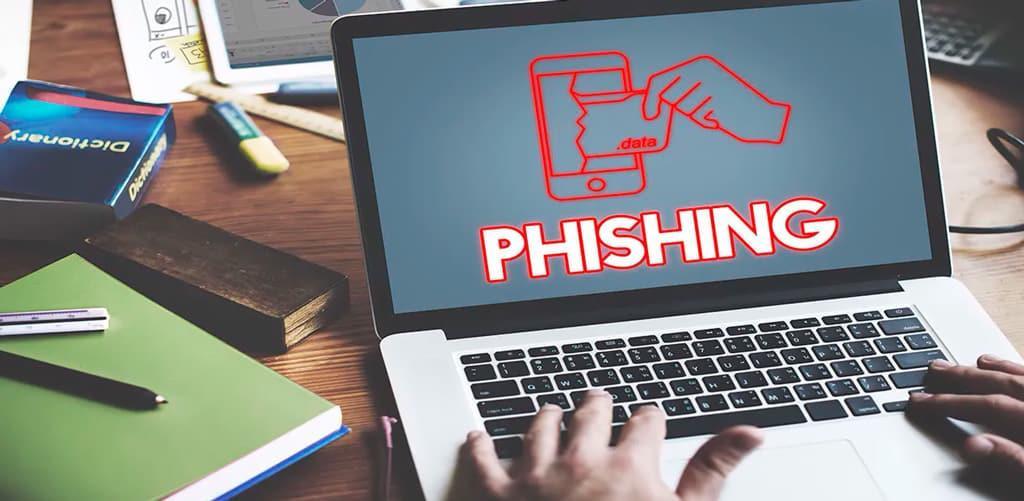 companas de phishing