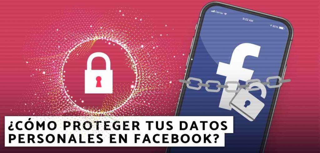 Seguridad y privacidad Facebook
